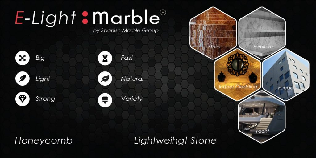 Honeycomb Lightweihgt Stone